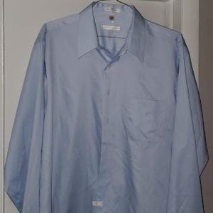 Wrinkle Free Button Up